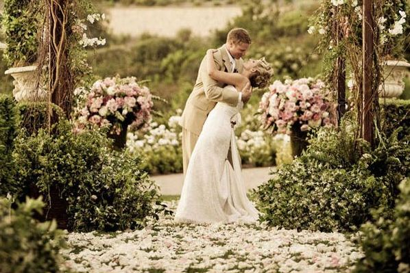 Women and Wedding Gowns