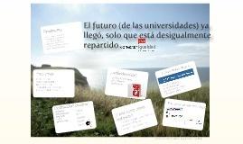 Universidades del futuro by Alejandro Piscitelli on Prezi