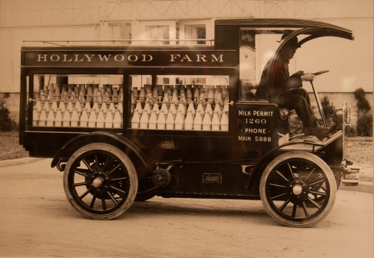 Before Chateau St. Michelle, there was Hollywood Farm supplying Seattle with fresh milk.