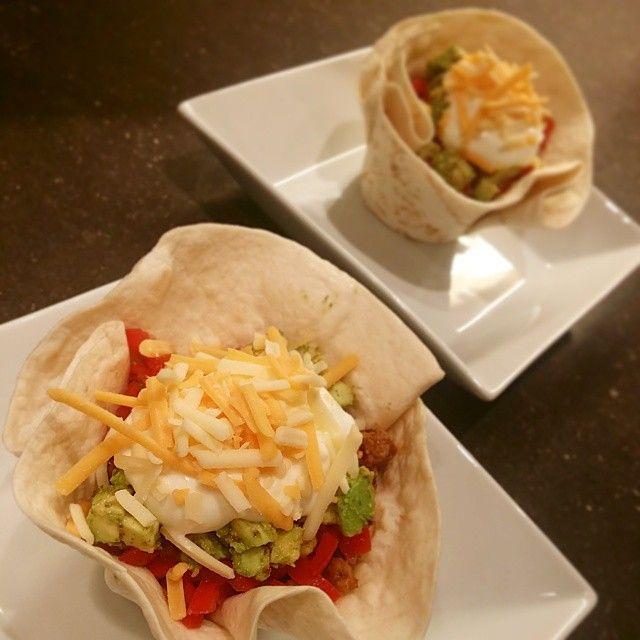 Salade Taco - Taco Salad - Epicure - Épicure