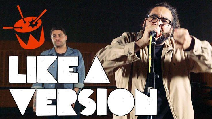 A.B. Original ft. Dan Sultan - January 26 (live on triple j)