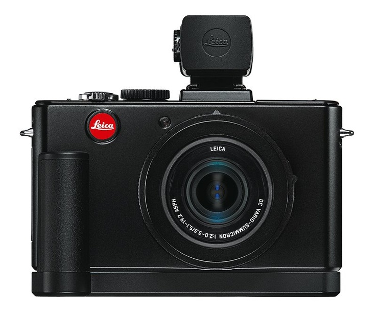 With electronic viewfinder (in order)