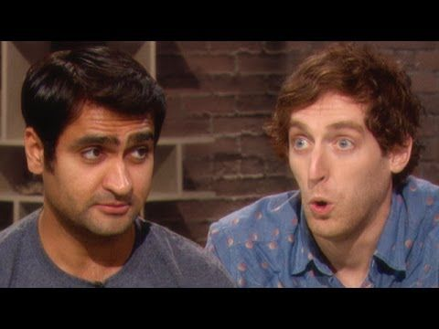 Silicon Valley's Kumail Nanjiani & Thomas Middleditch 4/17-4/18 (Special Event) | Comedy Club Atlanta | Improv Atlanta | Comedy Club Buckhead