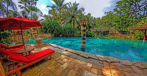 Indonesia - Java - Solo (Surakarta) - Lor In Business Resort & Spa
