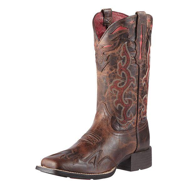 Sidekick Ladies' Western Boot by Ariat