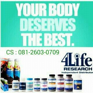 Best products from 4Life Research