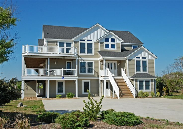 20 Best Favorite Places Images On Pinterest Beach Homes Beach Houses And Outer Banks Vacation