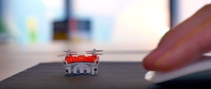 Lee SKEYE, el dron más pequeño del mundo