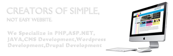 Bangalore webdesign company is  a complete website design service provider in BangaloreThey helps to design your website as per your needs and wish.