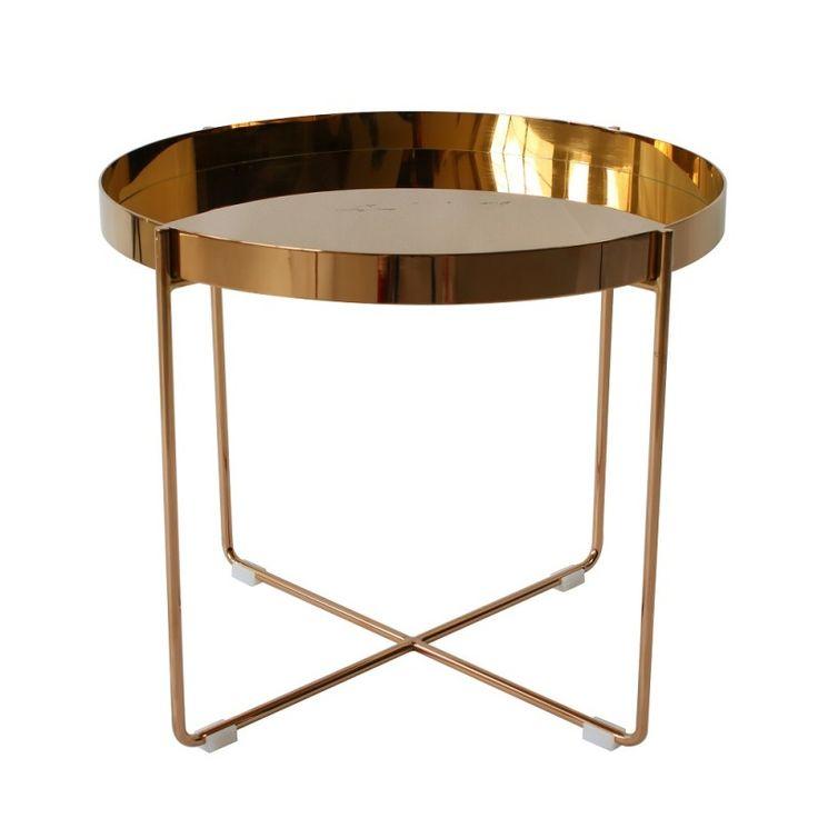 Messing Beistelltisch | Modernes Design | Minimalismus Design | Minimalist  Decor | Designer Möbel | Hochwertige