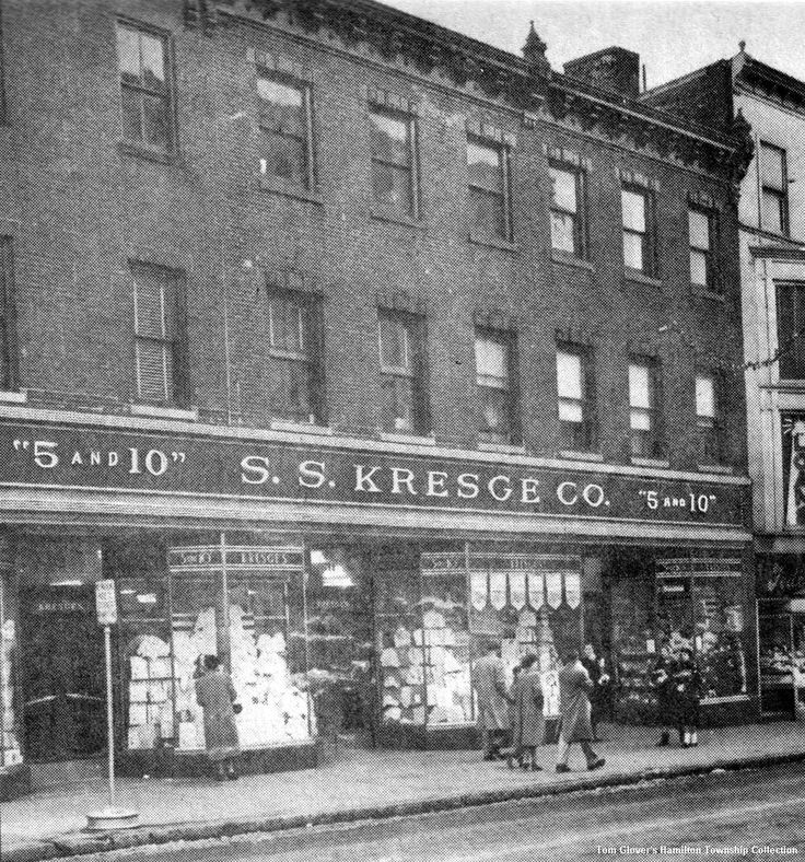 Kresge stores history bing images lets go to the 5 Five and dime stores history