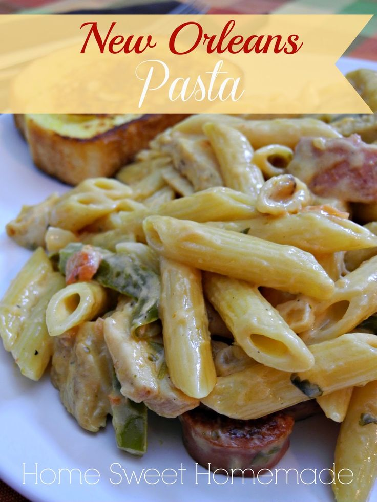 New Orleans Pasta                                                       …