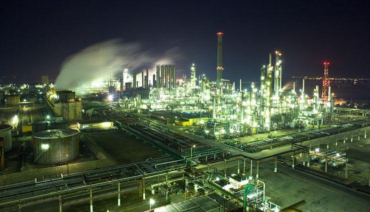 Ploiesti - The Refinery