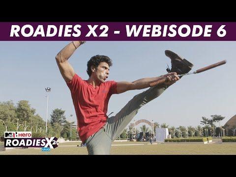 MTV Roadies X2 - Webisode #6 Video MTV Roadies X2   Roadies Season 12 Full Episodes, Webisodes, Miniclips