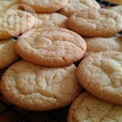 Photo de recette : Biscuits au sucre faciles