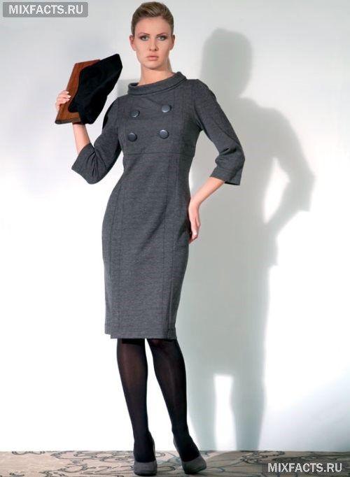 женские деловые платья