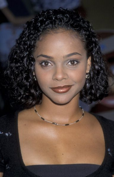 Actress Lark Voorhies attends the premiere of 'Basketball' on July 28 1998 at the Cineplex Odeon Cinema in Universal City California