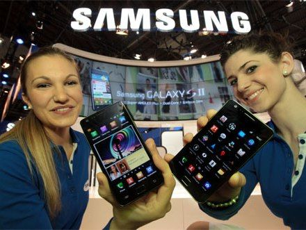Samsung Galaxy S II coming to Three in the UK   Samsung may have only just revealed the Samsung Galaxy S II at Mobile World Congress 2011, but TechRadar has already had word that the smart(er)phone will be arriving on the Three network in the UK. Buying advice from the leading technology site