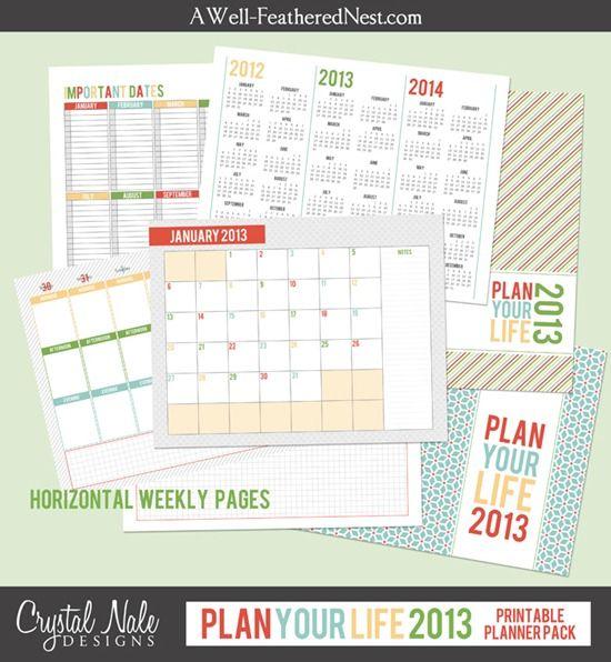 Calendar Subject Ideas : Images about calendarios y organizadores on