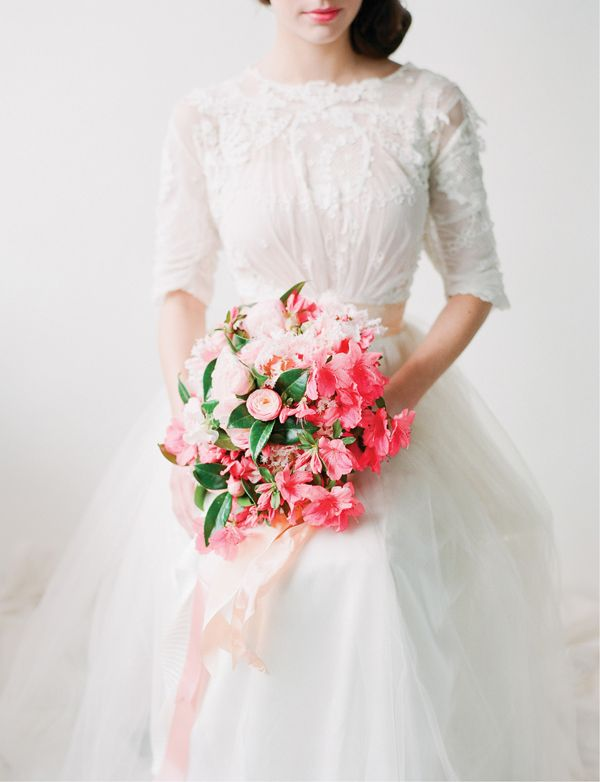 Pink bouquet | Corbin Gurkin: Bridal Bouquets, Dresses Makeup Hair, Wedding Bouquets, Wedding Dresses, Wedding Gowns, Beautiful Dresses, Bouquet Wedding, Bridal Gowns, Photo