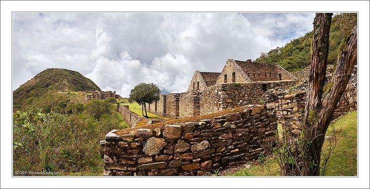Choquequirao (3) :: Panorama