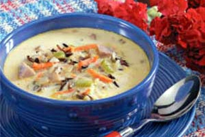 with chicken and rice soup chicken shiitake and wild rice soup classic ...