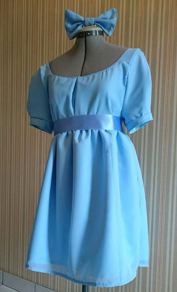Wendy inspired dress by KatelilleProductions on Etsy