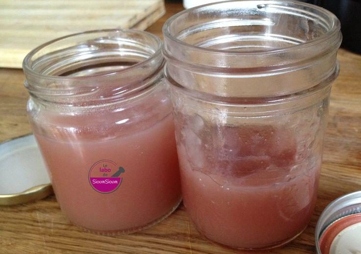 Découvrez comment réaliser un leave in ou gel hydratant a base de racine de guimauve, graine de lin et mousse d'Irlande en moins de 10 min et pour moins d'2$