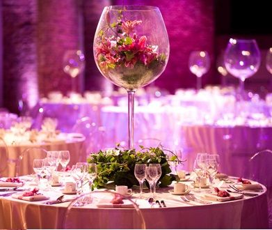 easy do it yourself centerpiece for wedding or quinceanerasweet 16