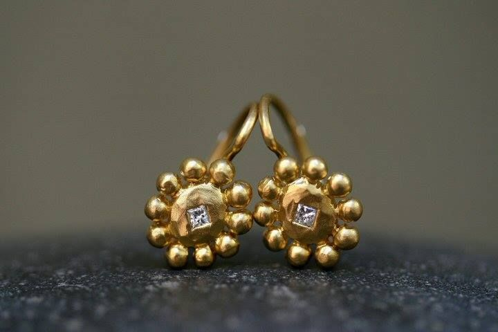 Cathy Waterman earrings