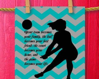 Find This Pin And More On Volleyball Room Decor By Kpierre.