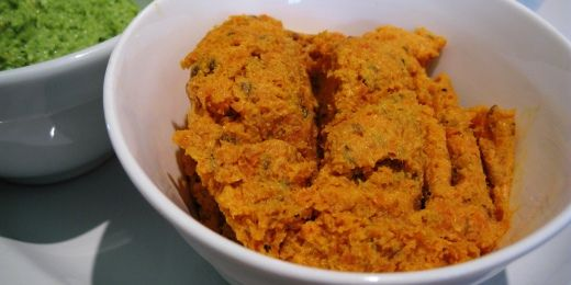 Roasted Carrot and Cumin Dip