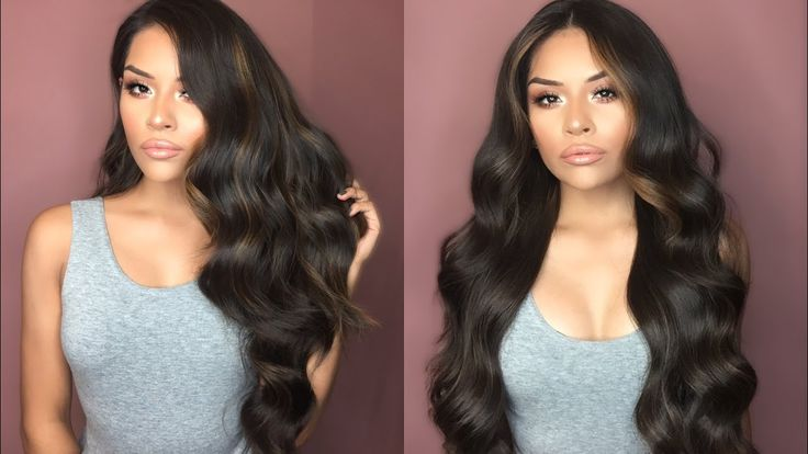 Big Voluminous Hair Tutorial   Sarahy Delarosa
