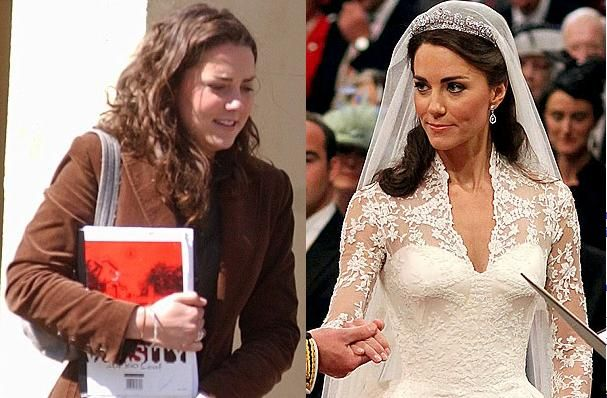 kate-middleton-before-after-beauty-treatments-wedding.jpg 607×398 pixels