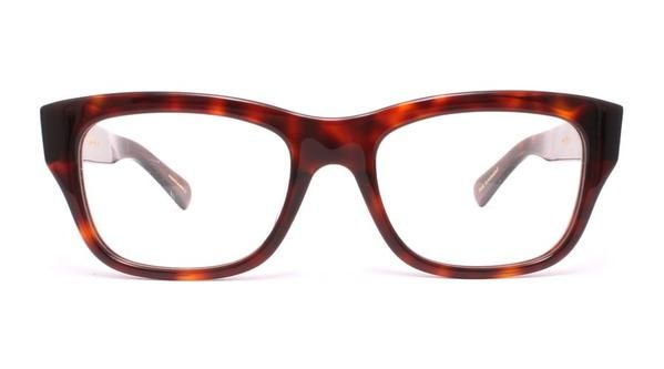 f63f4645d776 Oliver Goldsmith Consul-S c.Dark Tortoiseshell Eyeglasses Oliver Goldsmith  Vice Consul eyeglasses have a rectangular silhouette, with ovate lenses and  a ...