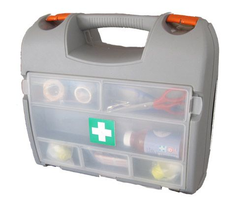 Construction First Aid Kit  constructionfirstaidkit #lackablefirstaidkit #constructionsitefisrtaidkit #workfirstaoidkit #firstaidkitsuppliers #constructionsafetykit