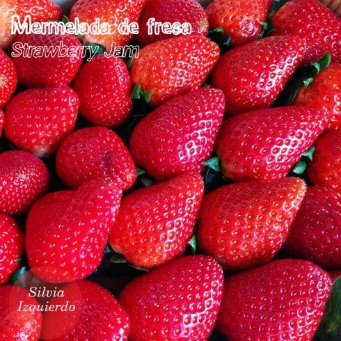 Mermelada de fresa - Strawberry Jam