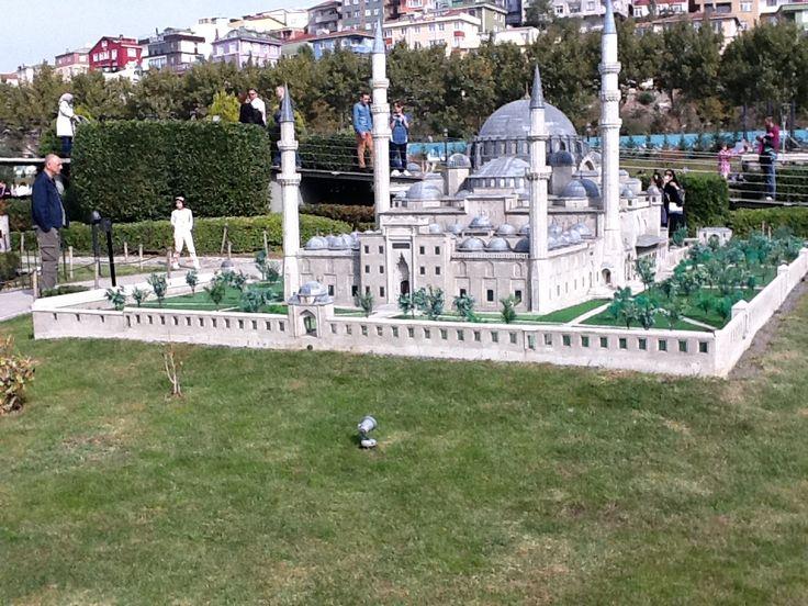 Miniaturk-Turkey