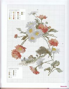 Gallery.ru / Photo # 57 - Herbier au point de croix - simplehard