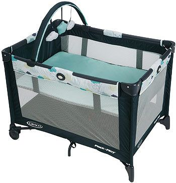 When your little one needs a place to nap or play right away, there's no more convenient solution than our Pack 'n Play® Playard. Its durable frame makes it perfectly suited for travel. The signature