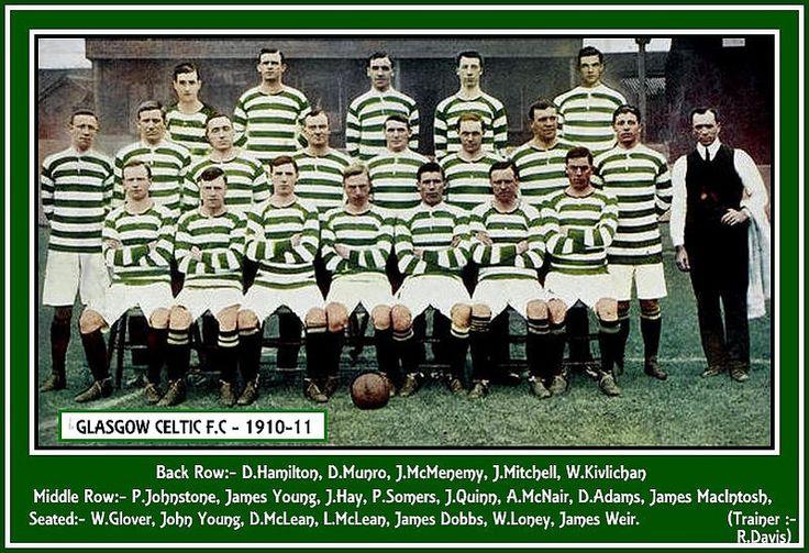 Glasgow Celtic - (1910-11)