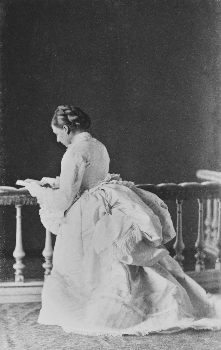 Princess Beatrice (1857-1944) at the time of her Confirmation, January 8 1874 | Royal Collection Trust
