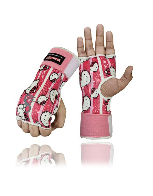 Kitty Ladies Padded Boxing Inner Gloves