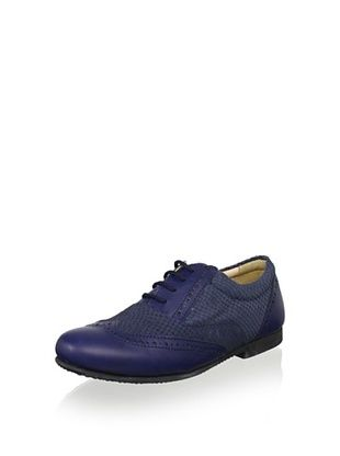66% OFF W.A.G. Kid's Oxford (Navy)