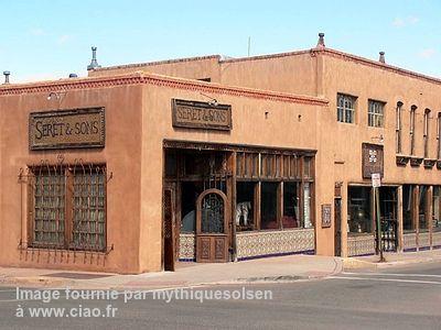 Avis Diamant de mythiquesolsen sur la ville de Santa Fe (Nouveau-Mexique).