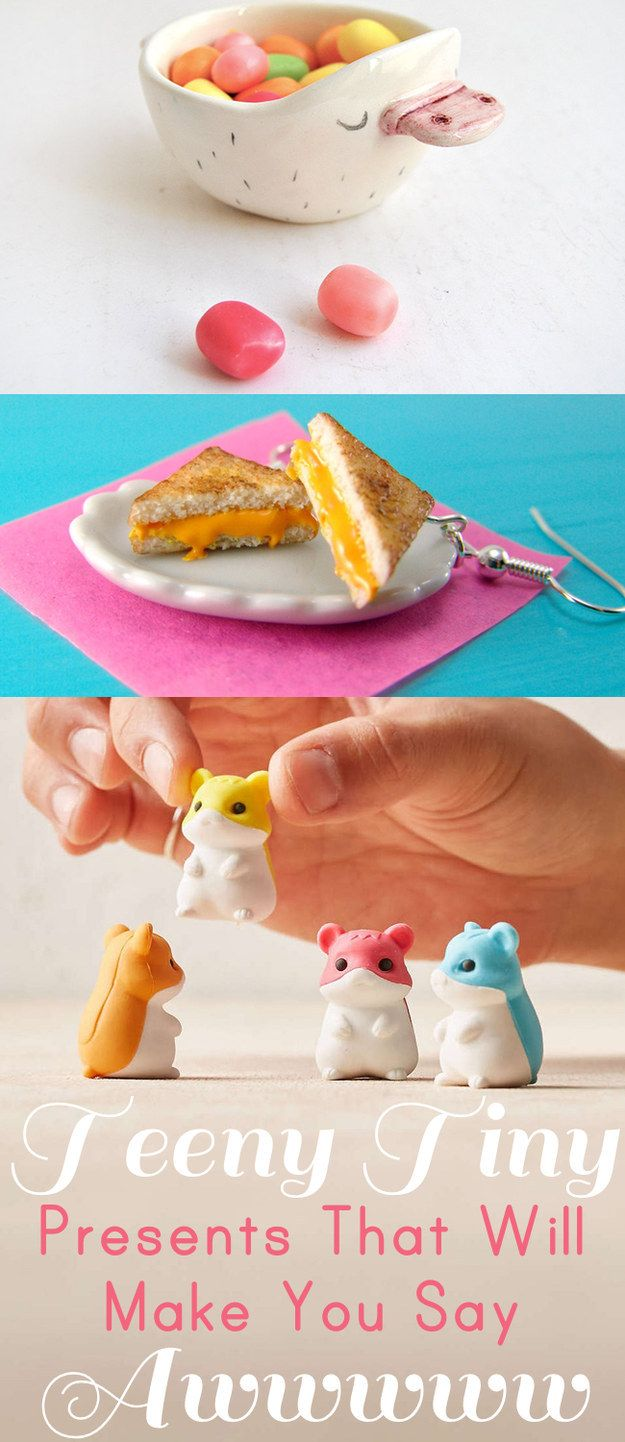 What is this? A gift guide for ants?