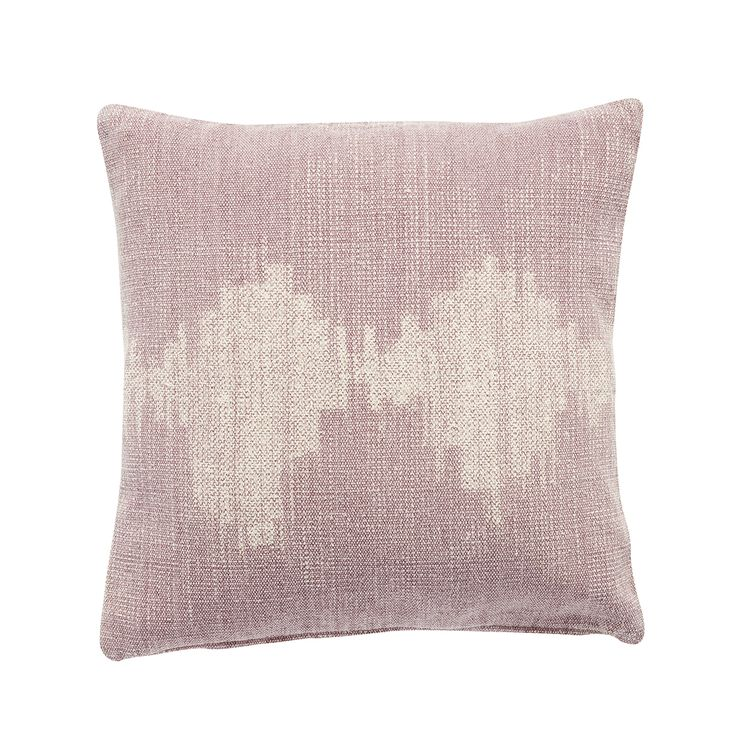 Rose and nature cushion with stuffing. Product number: 500205 - Designed by Hübsch