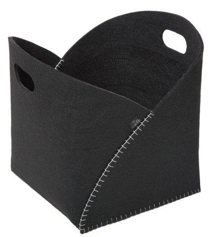 This is a felt storage bin, I think something like this would work well small too.