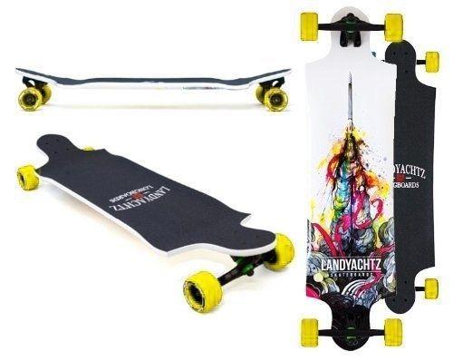 Droop Speed Landyachtz Longboard Complete | Longboard City