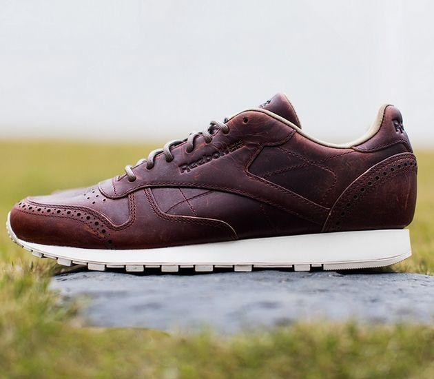 reebok shoes classic leather. cf stead x reebok classic leather lux | leather, and men\u0027s fashion shoes
